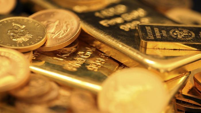 黄金价格维持区间交易,周图、日图、4小时图技术面预测