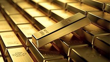 黃金:美元回落美股重挫,黃金兩重提振下突破1235