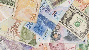 美元、英鎊及紐元周線技術分析