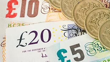 英镑/美元周线汇率走势技术分析:回落后再入场做多